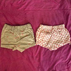 GAP & Nautica Bottoms - Little Girls Shorts